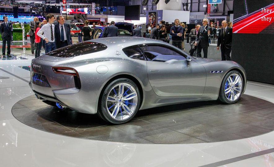 Maserati Alfieri concept - Slide 15