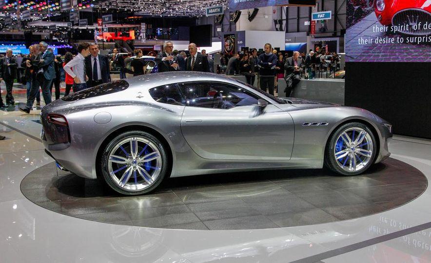 Maserati Alfieri concept - Slide 16