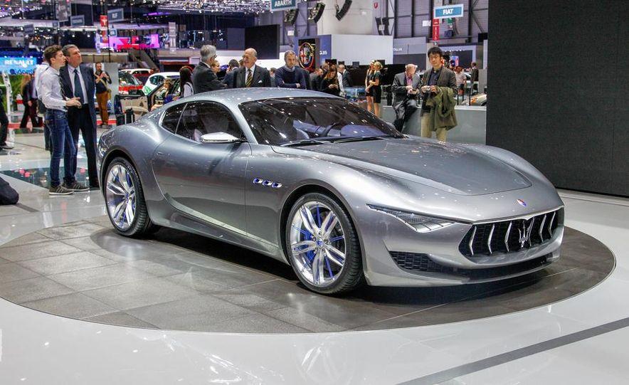 Maserati Alfieri concept - Slide 17