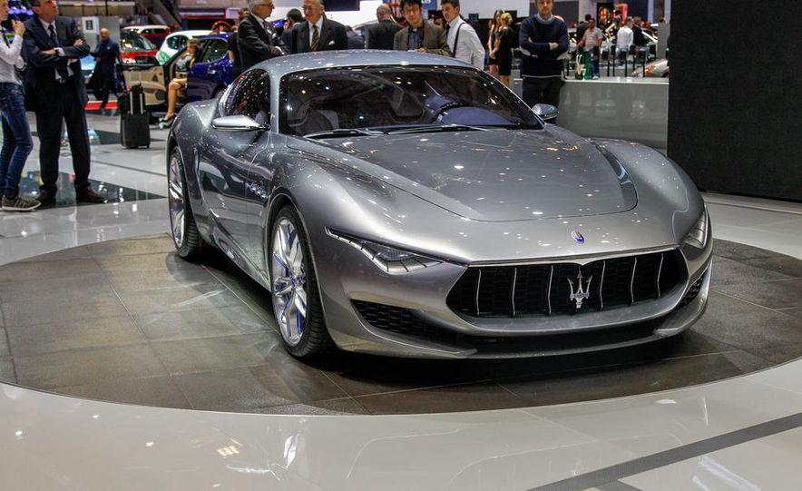 Maserati Alfieri concept - Slide 18