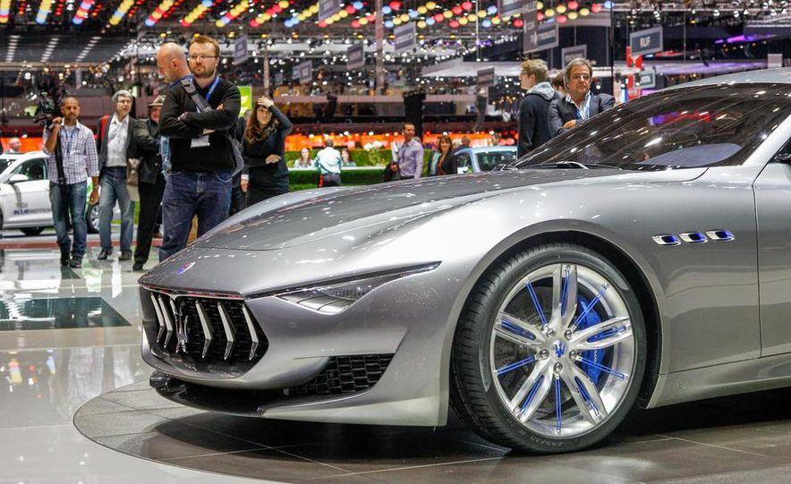 Maserati Alfieri concept - Slide 19