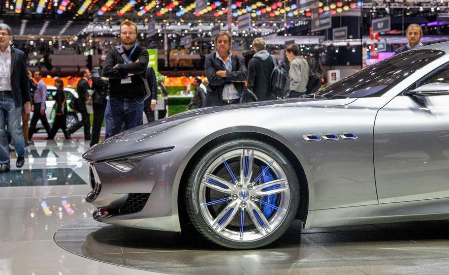 Maserati Alfieri concept - Slide 20