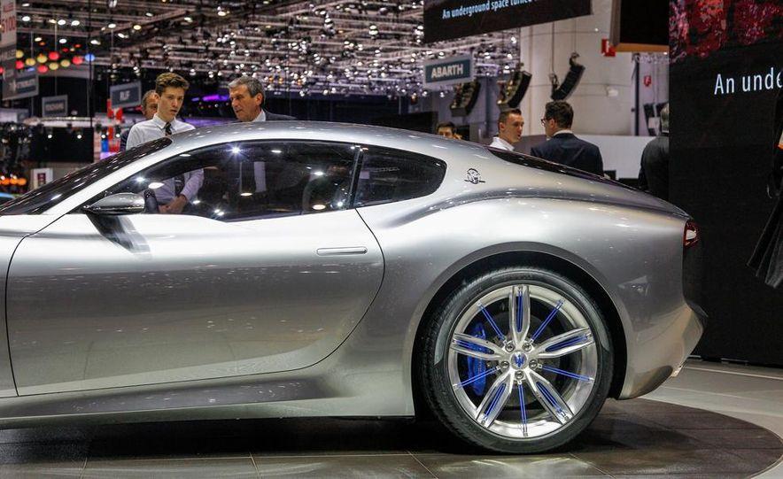 Maserati Alfieri concept - Slide 21