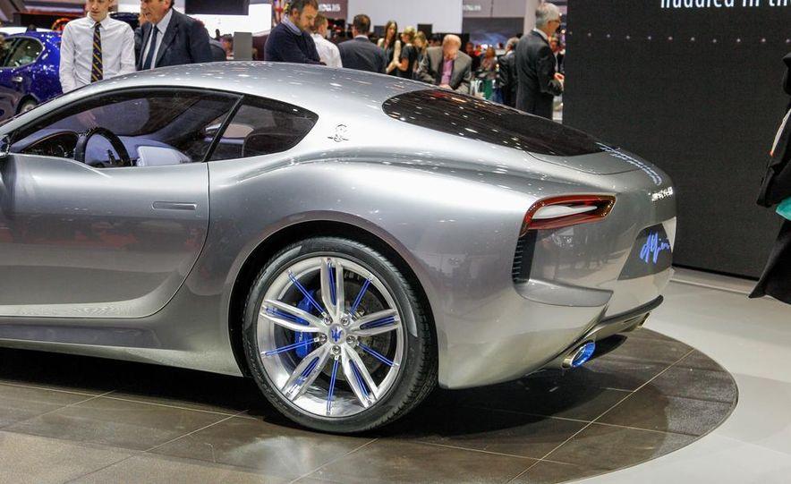 Maserati Alfieri concept - Slide 22