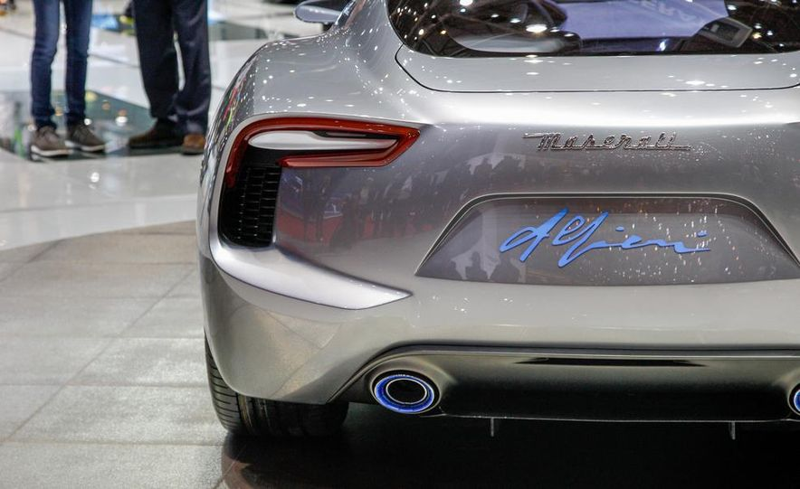 Maserati Alfieri concept - Slide 23