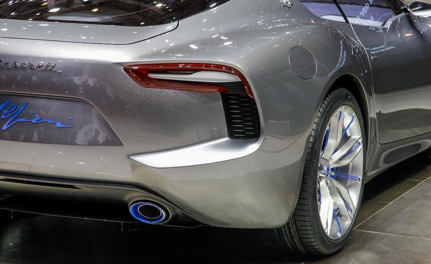 Maserati Alfieri concept - Slide 24