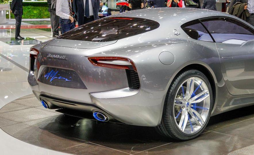 Maserati Alfieri concept - Slide 25