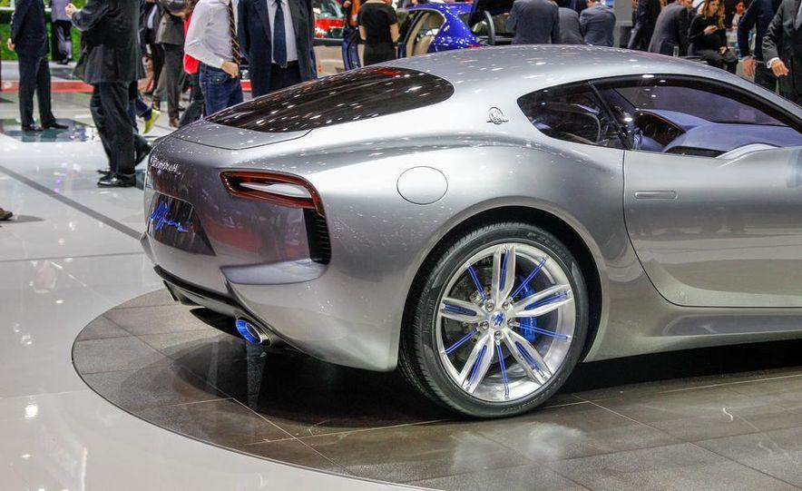 Maserati Alfieri concept - Slide 26