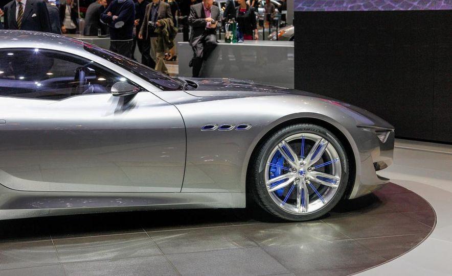 Maserati Alfieri concept - Slide 27