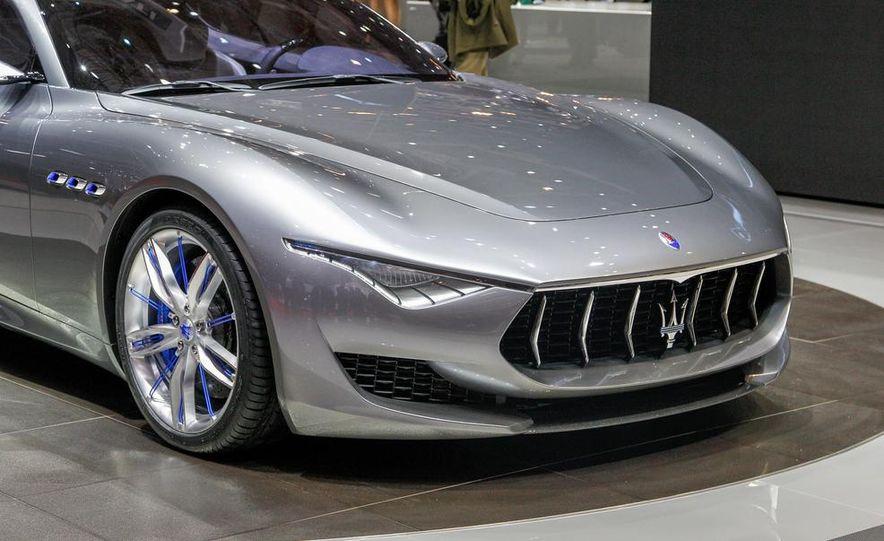 Maserati Alfieri concept - Slide 28