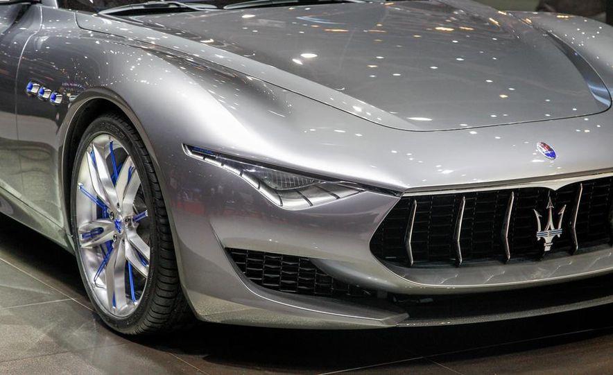 Maserati Alfieri concept - Slide 29