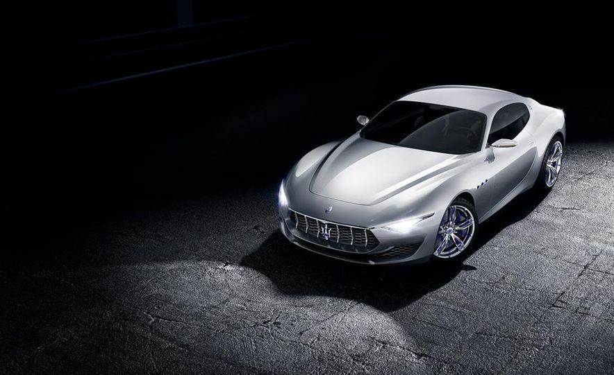 Maserati Alfieri concept - Slide 30
