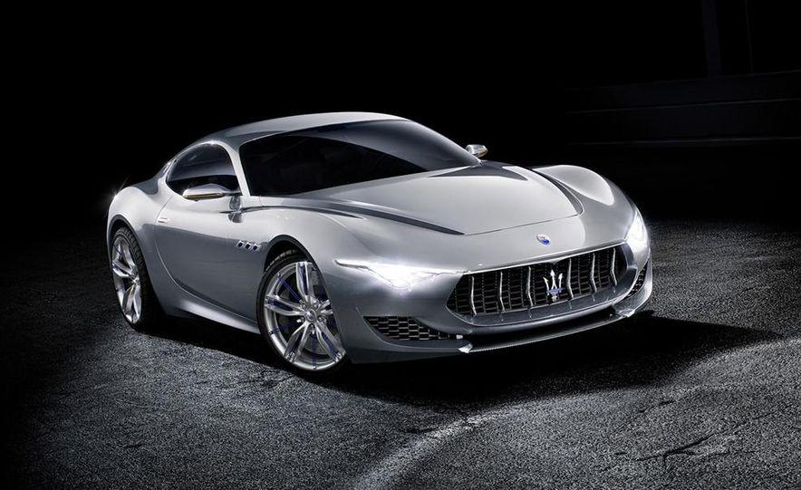Maserati Alfieri concept - Slide 31