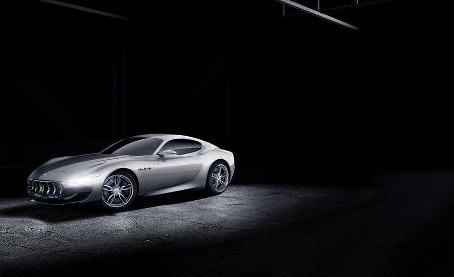 Maserati Alfieri concept - Slide 32