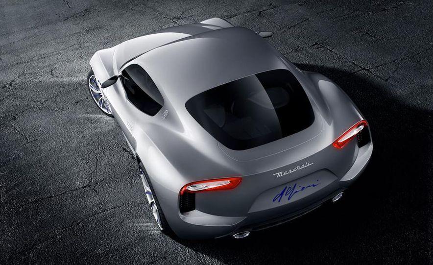 Maserati Alfieri concept - Slide 35