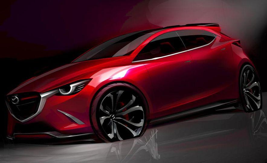 Mazda Hazumi concept - Slide 33