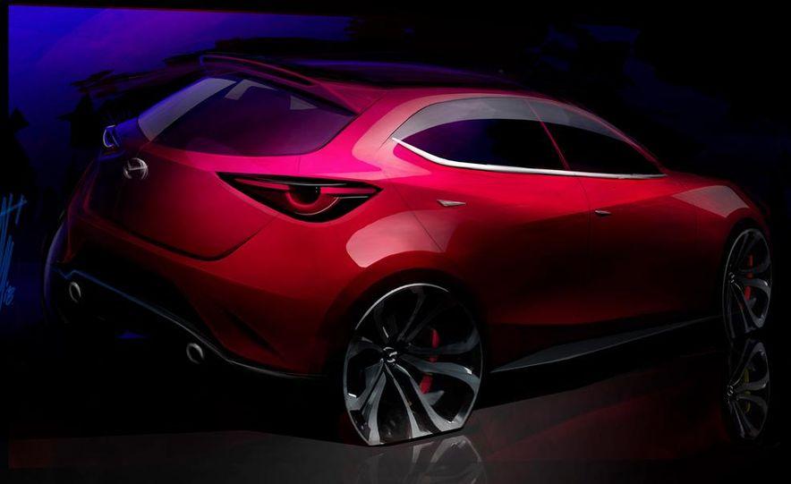 Mazda Hazumi concept - Slide 36