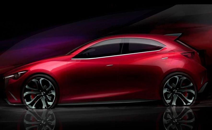 Mazda Hazumi concept - Slide 37
