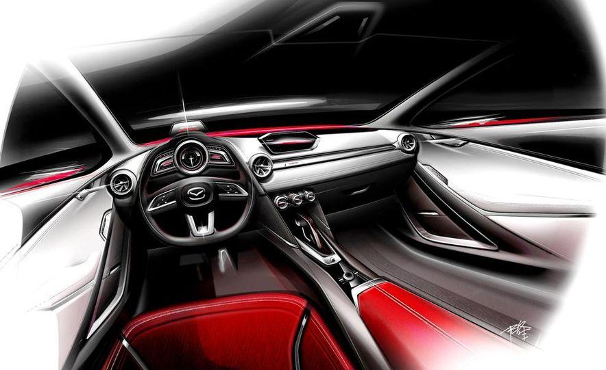 Mazda Hazumi concept - Slide 38