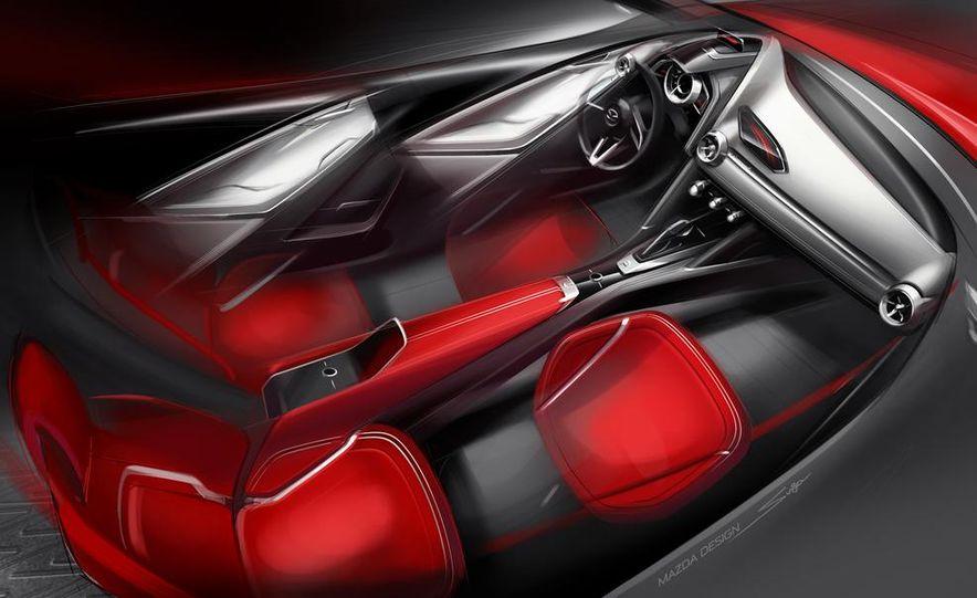 Mazda Hazumi concept - Slide 39