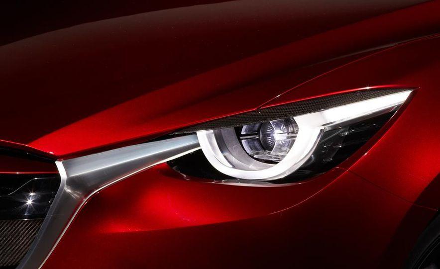 Mazda Hazumi concept - Slide 12