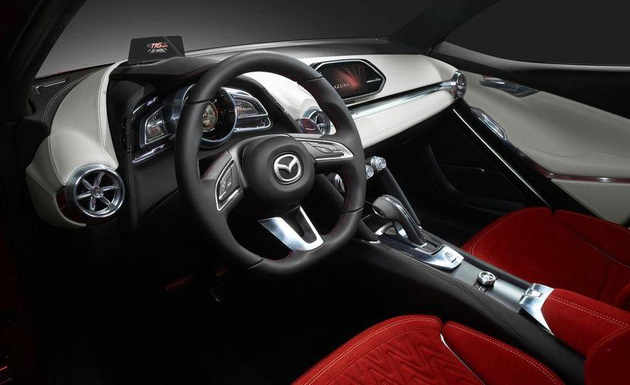 Mazda Hazumi concept - Slide 14