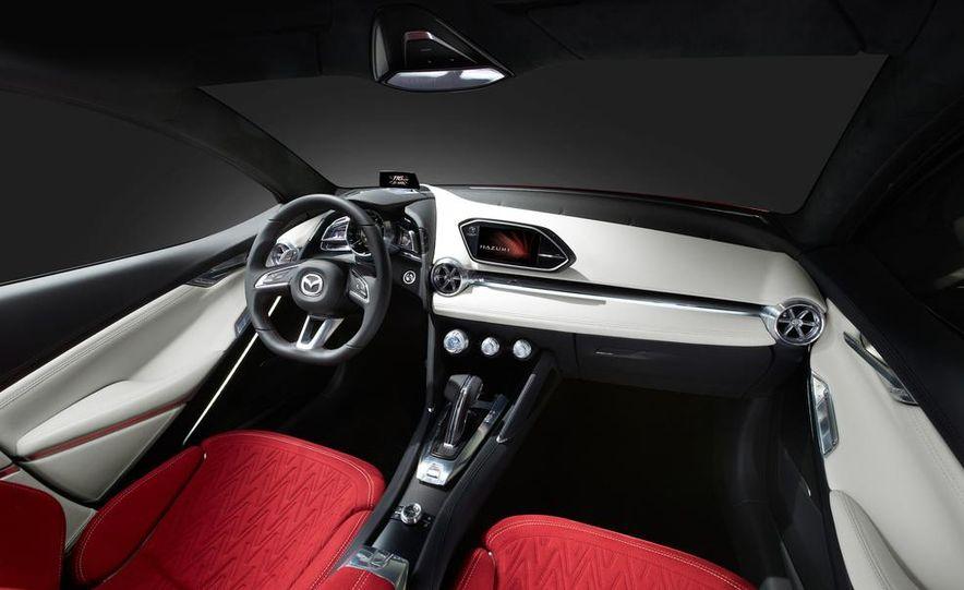 Mazda Hazumi concept - Slide 16