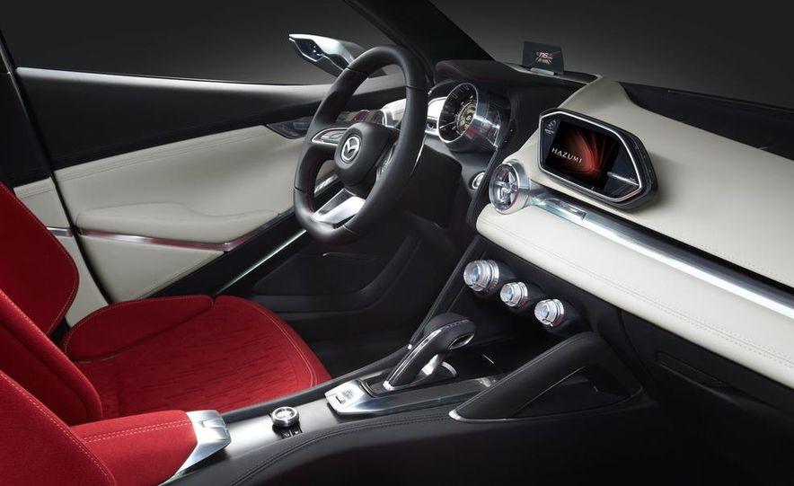 Mazda Hazumi concept - Slide 19