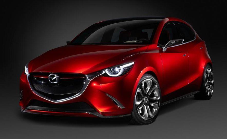 Mazda Hazumi concept - Slide 1