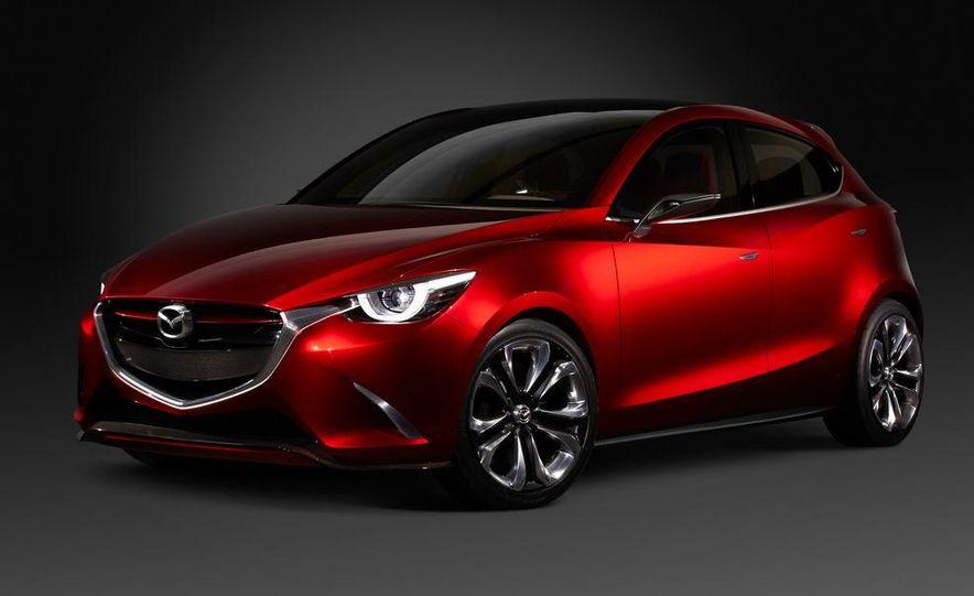 Mazda Hazumi concept - Slide 2
