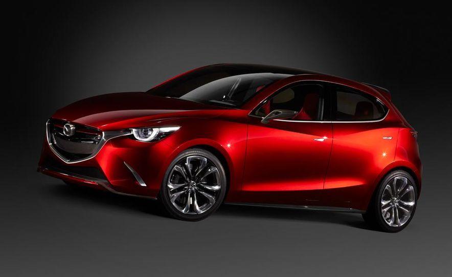 Mazda Hazumi concept - Slide 3