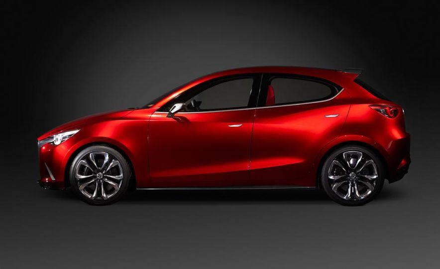 Mazda Hazumi concept - Slide 4