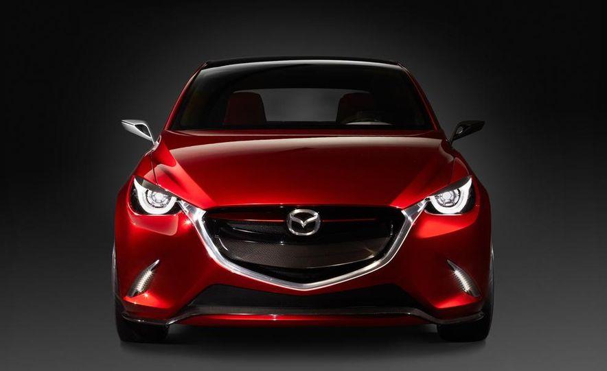 Mazda Hazumi concept - Slide 9