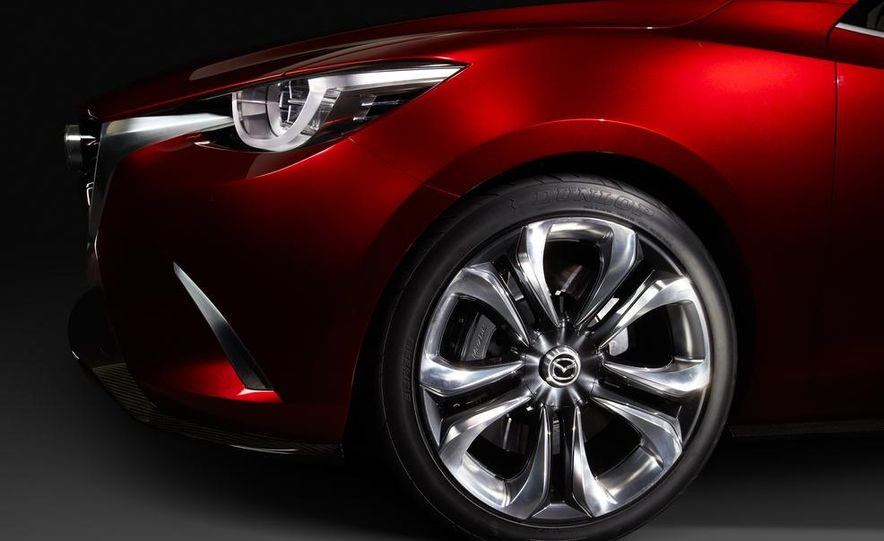 Mazda Hazumi concept - Slide 10