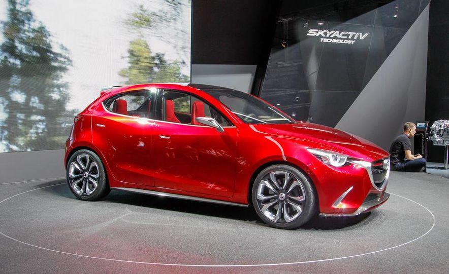 Mazda Hazumi concept - Slide 44