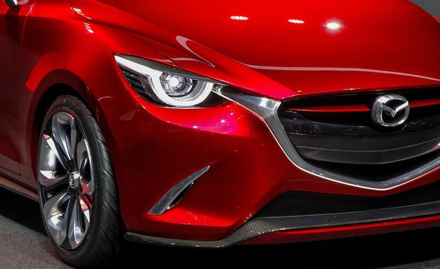 Mazda Hazumi concept - Slide 46