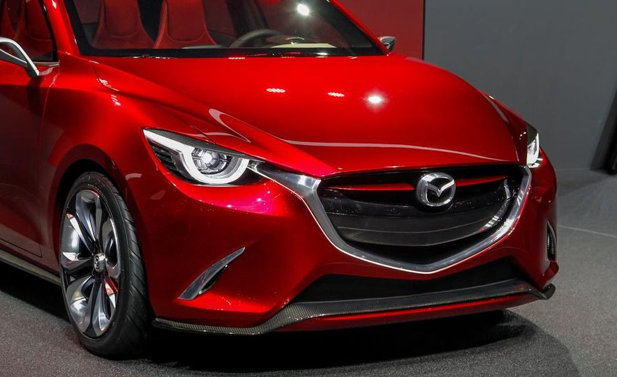 Mazda Hazumi concept - Slide 47