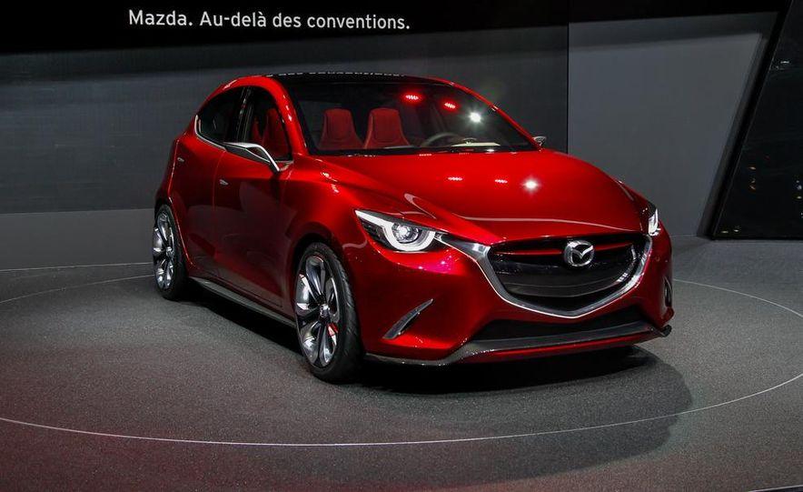 Mazda Hazumi concept - Slide 48