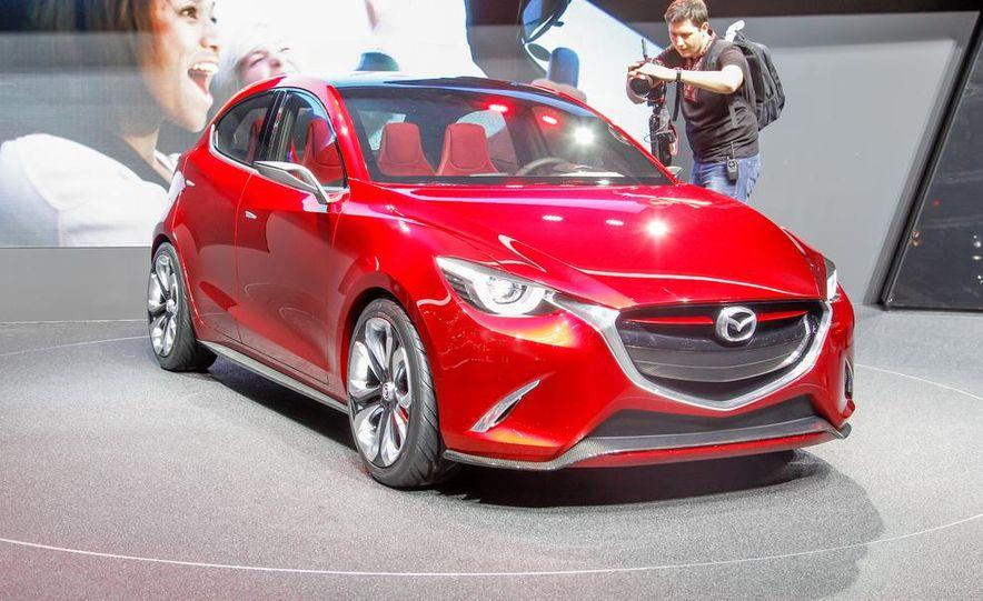 Mazda Hazumi concept - Slide 49