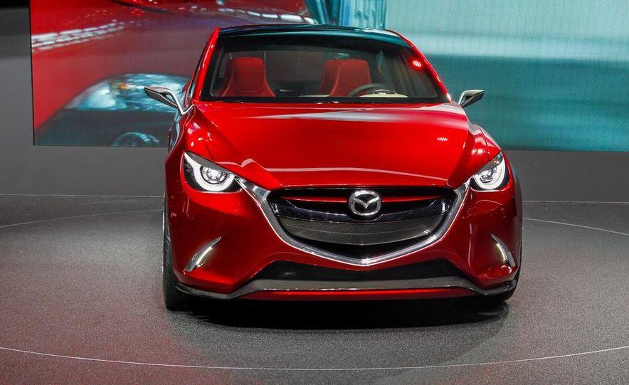 Mazda Hazumi concept - Slide 50