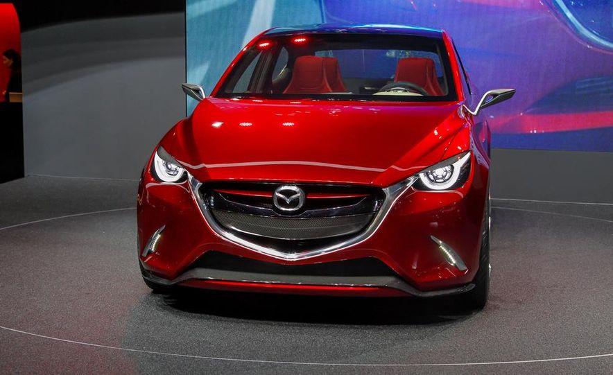 Mazda Hazumi concept - Slide 51