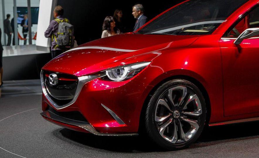 Mazda Hazumi concept - Slide 53