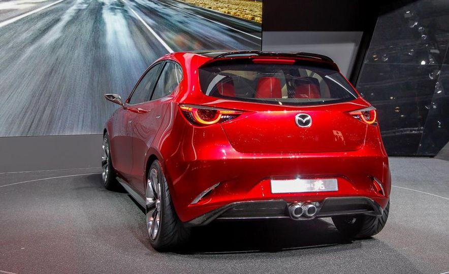 Mazda Hazumi concept - Slide 60