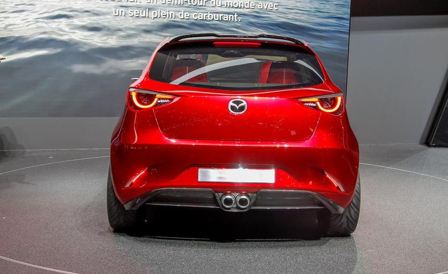 Mazda Hazumi concept - Slide 61
