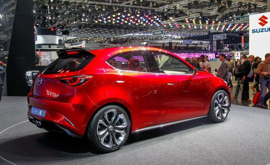 Mazda Hazumi concept - Slide 63