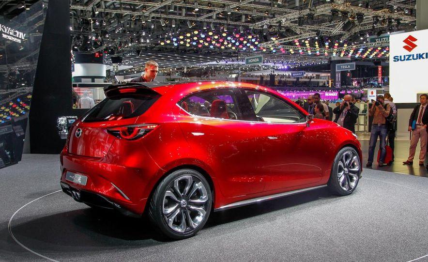 Mazda Hazumi concept - Slide 67