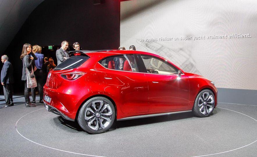 Mazda Hazumi concept - Slide 68