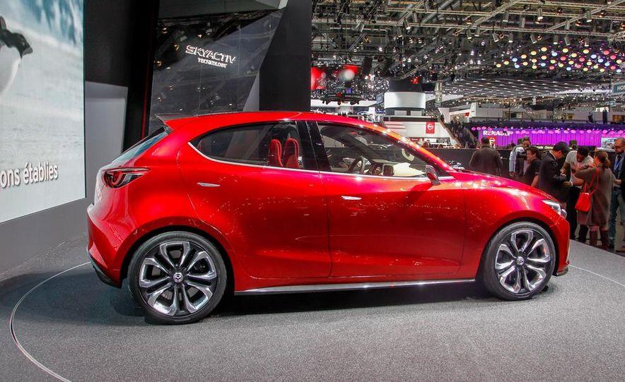 Mazda Hazumi concept - Slide 69