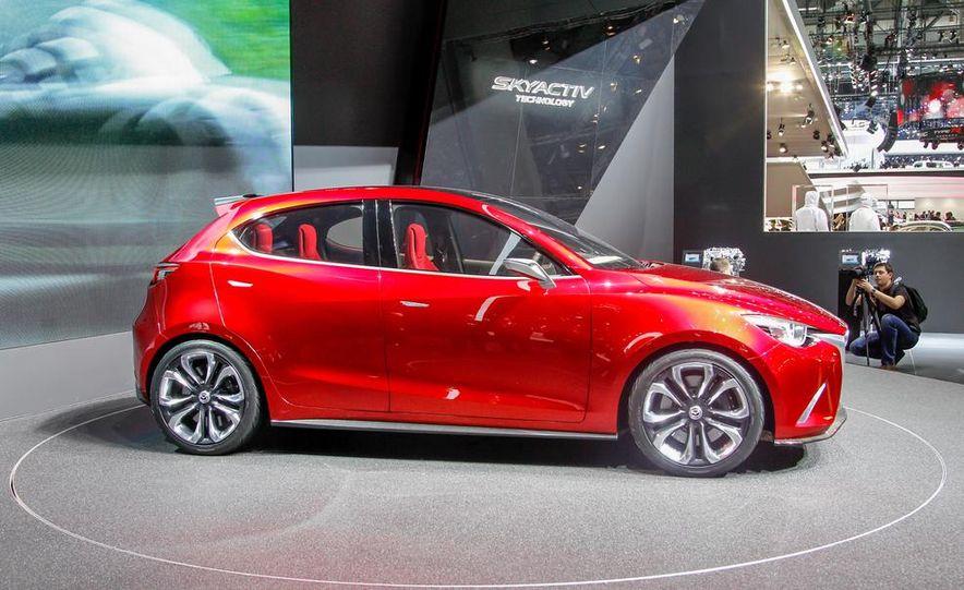 Mazda Hazumi concept - Slide 71