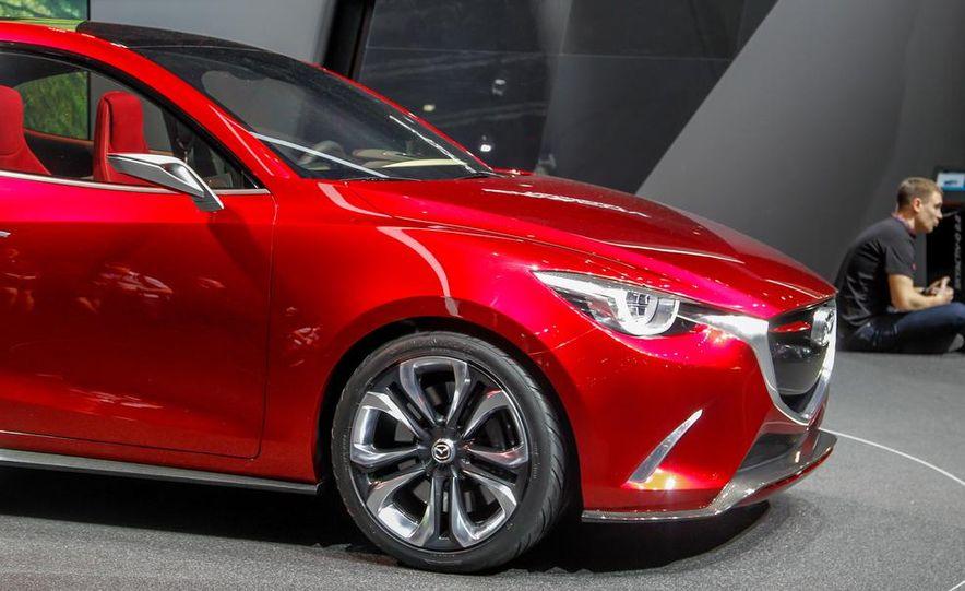 Mazda Hazumi concept - Slide 72